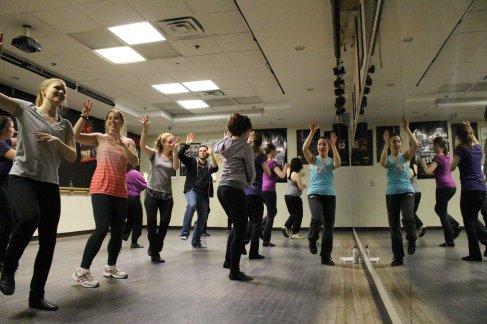 Free Thriller dance workshop: August 26 18h30-20h30