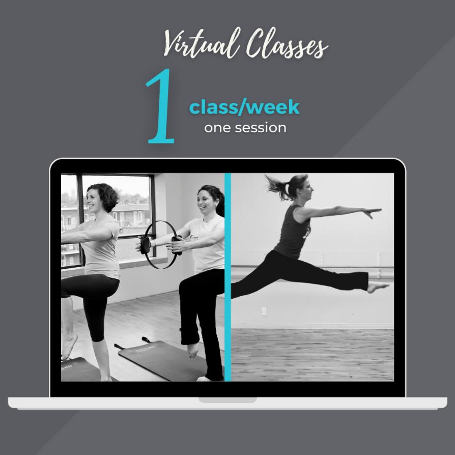 Virtual Classes 1x/Week