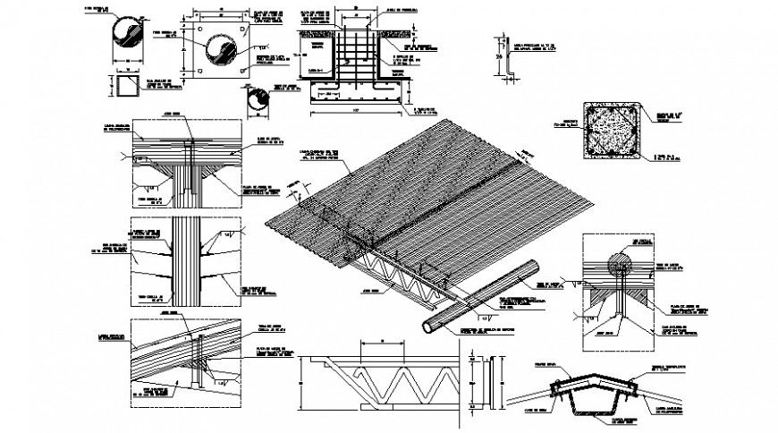 2d cad drawing of exterior barbeque 2 elevation autocad