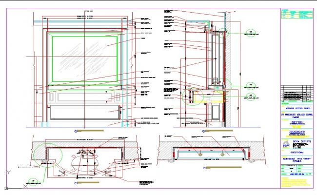 Cad Block Bathroom Line Drawing Gorgeous Project On Durrin