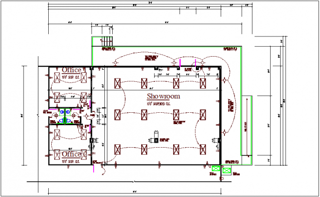 Electrical Wiring Diagram Of A Building