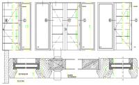 Door Dwg Elevation & Doors Elevation - CAD Blocks AutoCAD ...