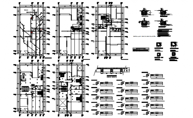 Riser diagram of cabling system and room automation system