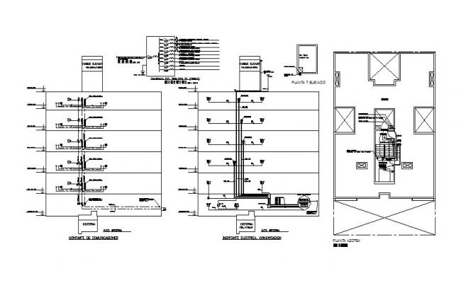 ELECTRICAL PLAN RISER DIAGRAM - Auto Electrical Wiring Diagram on