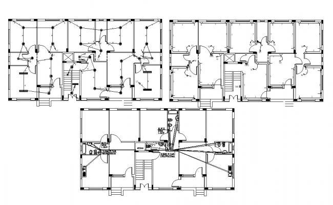 600mm LED lighting strip cad drawing details dwg file