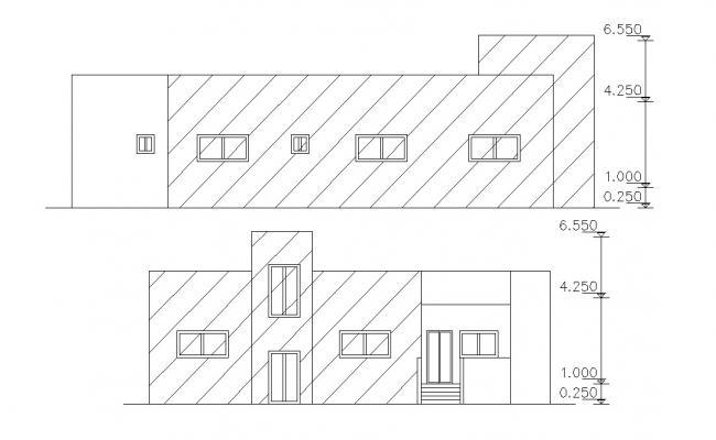 Fire alarm riser diagram for a building, fire alarm riser