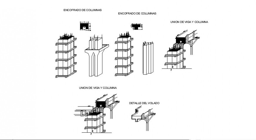 Download Free Column And Beam Reinforcement Structure