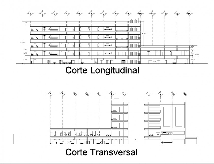 Healthcare Clinic Floor plan With 3 Different Option In