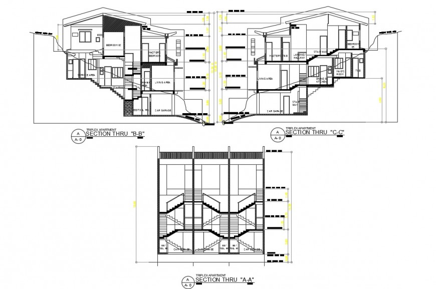 Sanitary installation and drainage system cad plumbing