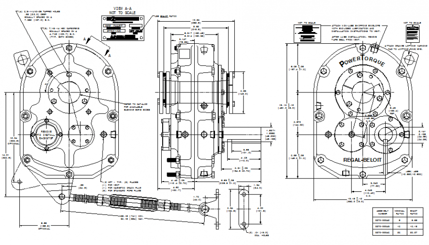 Electrical camera detail elevation 2d view layout CAD