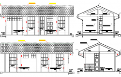 Hospital Architecture Plan and layout in autocad dwg files.