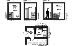 Cad interior design, Extensive Cad files of drawing room