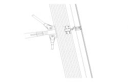 An airplane or aeroplane (informally plane) plan detail dwg.