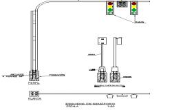 Laptop and computer elevation cad block design dwg file
