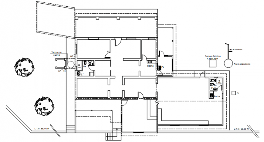 2d drawings of house layout floor plan autocad software
