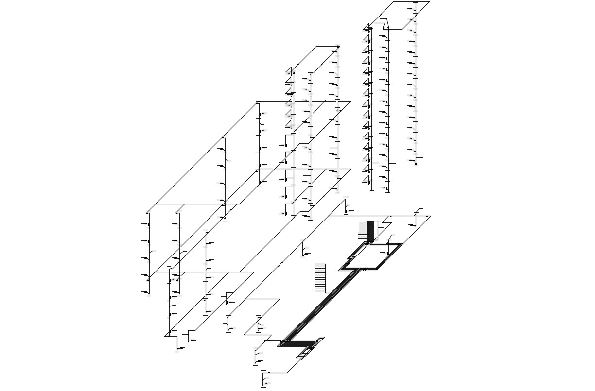Electrical Wiring Design Cad File Free Download