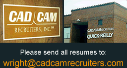 Job Categories MASTERCAM | CAD CAM Recruiters >> Mechanical ...