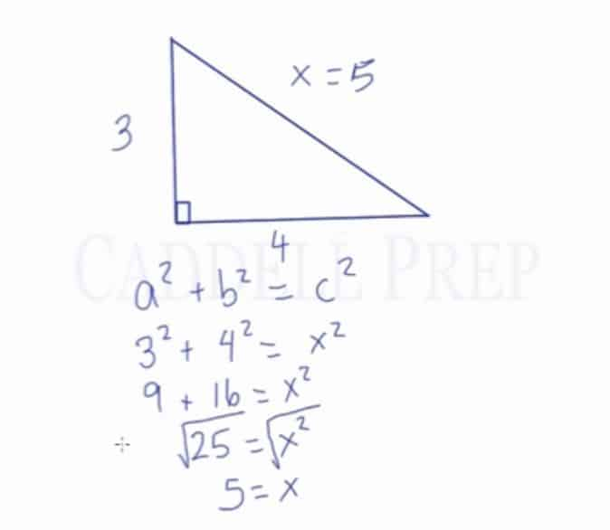 Learn Pythagorean Theorem And How To Solve For A Missing
