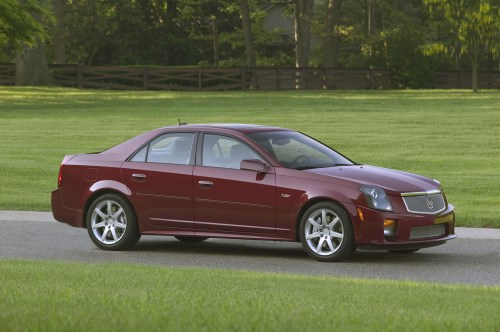 small resolution of 2007 cadillac cts v