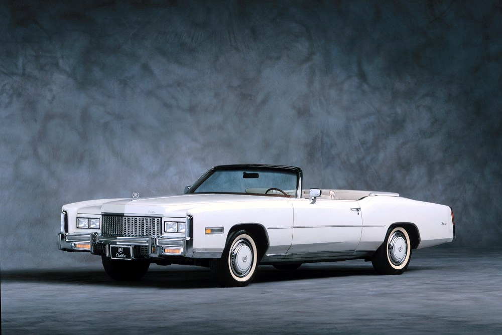medium resolution of 1976 cadillac eldorado convertible