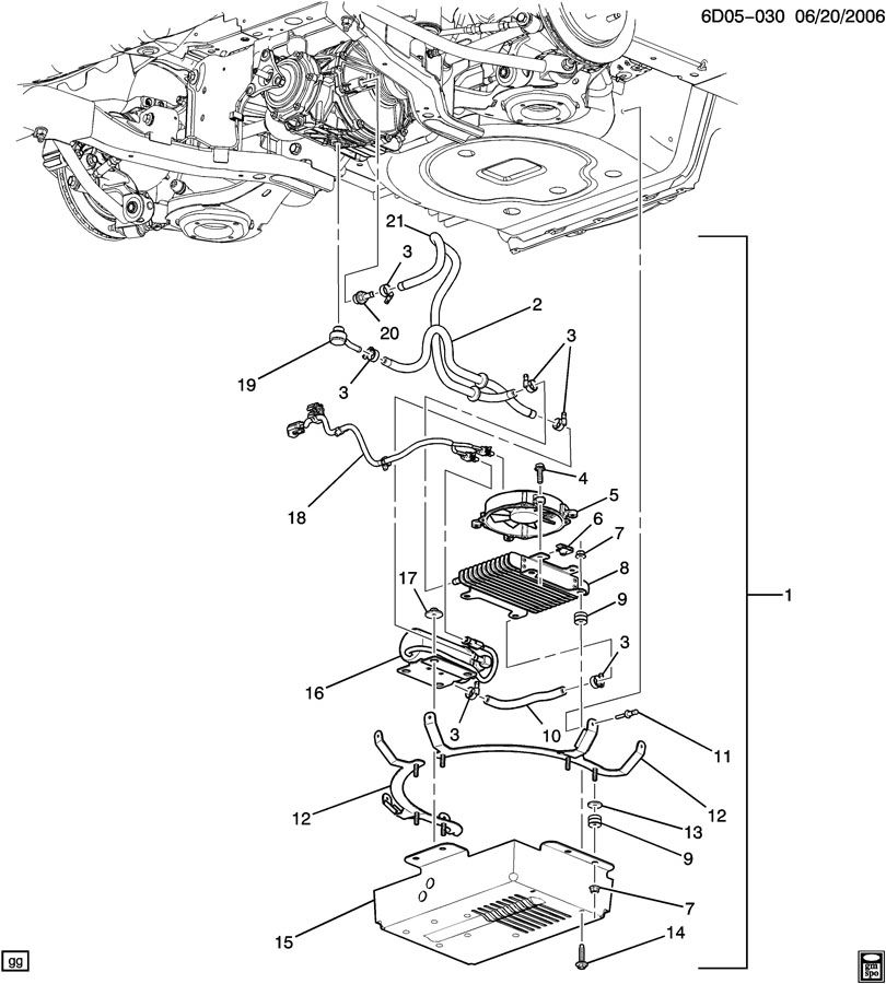 [Diagram Of How A 2006 Cadillac Sts V Transmission Is