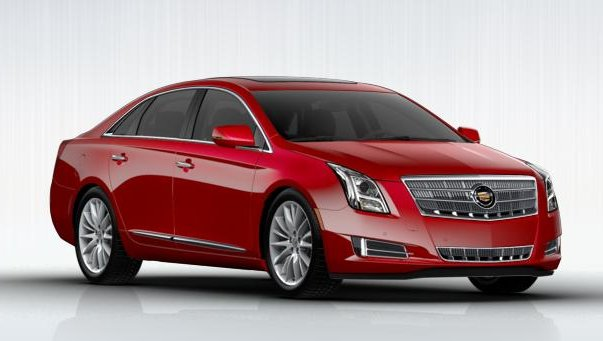 2013 Cadillac Xts 22 Wheels