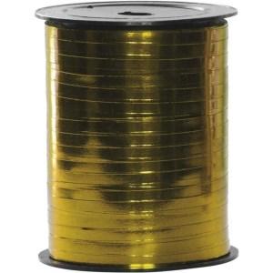 Cadeau lint goudkleurig
