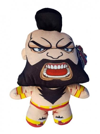 Kamparo beanbag knuffel Street Fighter Zangief 43 cm