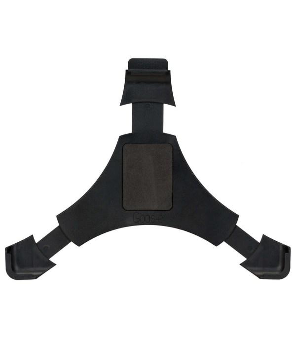 TABLET HOUDER UNIVERSEEL LOS voor iPads en tablets 9 t/m 11 inch zwart