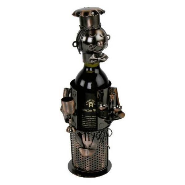 Wijnfleshouder Sommelier wijnkenner