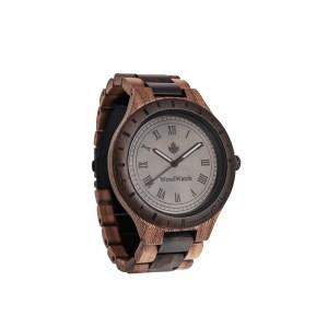 Houten Horloge Oaklee Stroopie Edition