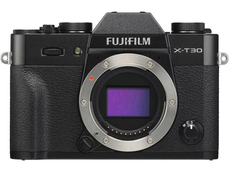 Systeemcamera Fujifilm X-T30 26.1 Mpix Zwart Touch-screen, Elektronische zoeker, Klapbaar display, WiFi, Flitsschoen, Bluetooth