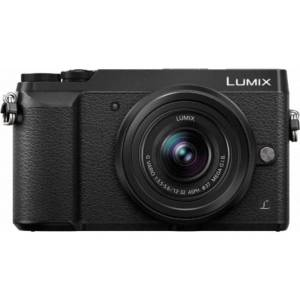 Systeemcamera Panasonic DMC-GX80KEGK 16 Mpix Zwart