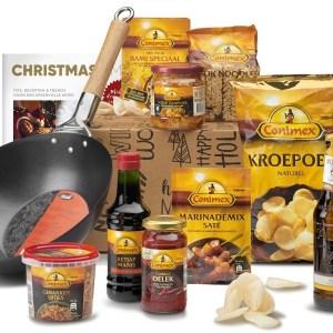 Kerstpakket Topwok - 9%