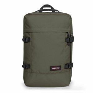 Eastpak Travelpack Tranzpack Cnnct - DonkerGroen