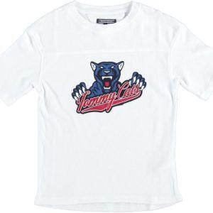Tommy Hilfiger wit t-shirt - jongen