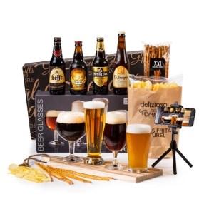 Kerstpakket Bierproeverij