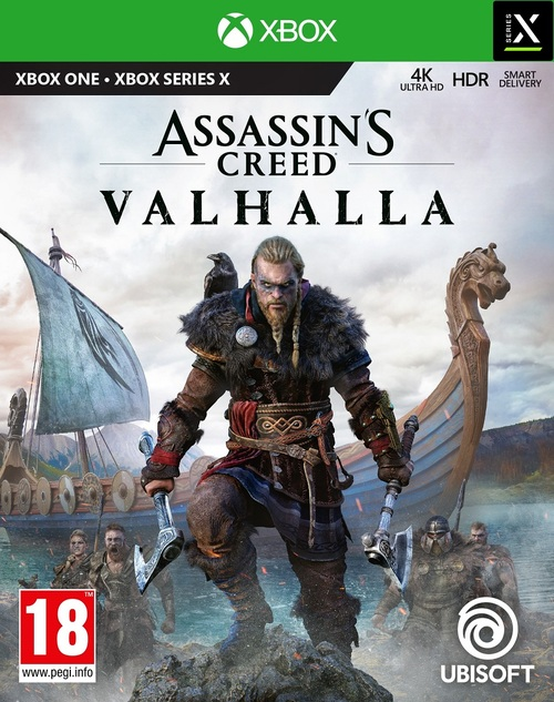 Assassins Creed - Valhalla - Microsoft XBox Series X (3307216168027)