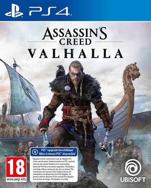 Assassins Creed - Valhalla - Sony PlayStation 4 (3307216168287)