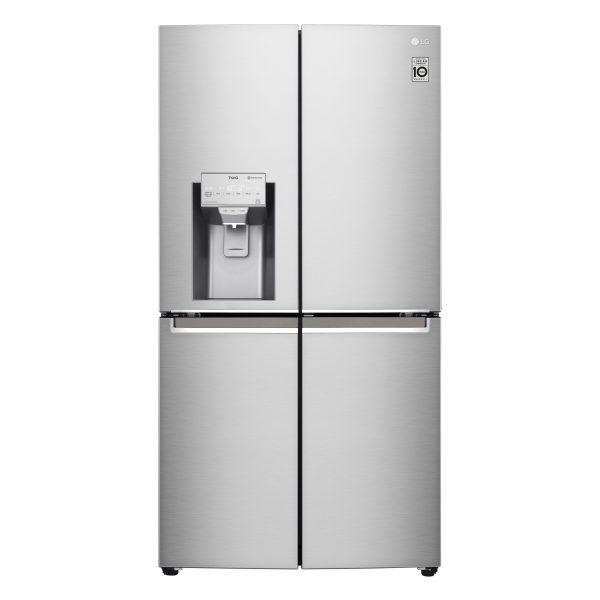 LG GMJ945NS9F Amerikaanse koelkast Staal