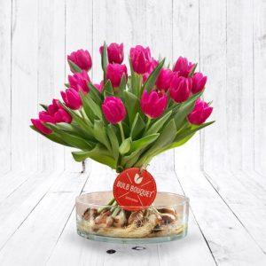 Tulpen mt bol  bijzonder boeket  Cadeau voor Omanl