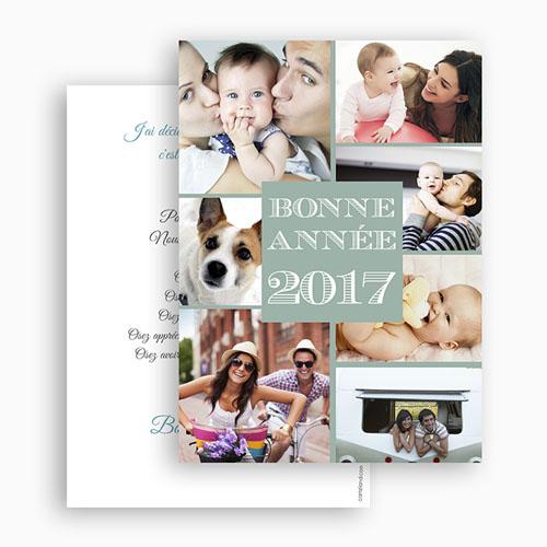 envoyer carte de voeux Carte de vœux bonne année