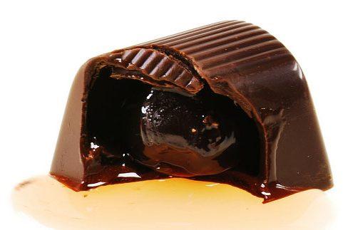 chocolat de noel mon cheri