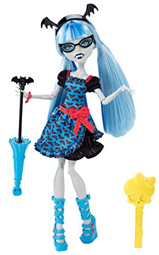monster high freaky fusion ghoulia yelps poupe 0 - Ghoulia Yelps