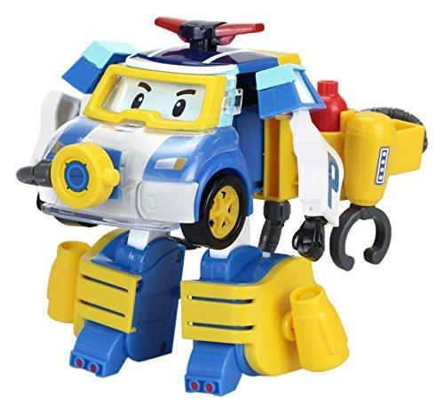 Robocar poli 83310 robocar transformables action pack poli plongeur liste papa no l - Dessin anime de robocar poli ...