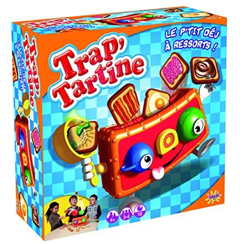 Splash-Toys-30106-Jeu-Daction-Et-De-Rflexe-Traptartine-0