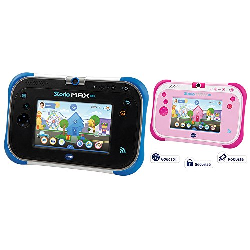 VTech-108855-Tablette-Storio-Max-20-5-pouces-Rose-0-0
