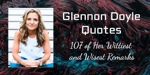 Glennon Doyle Quotes