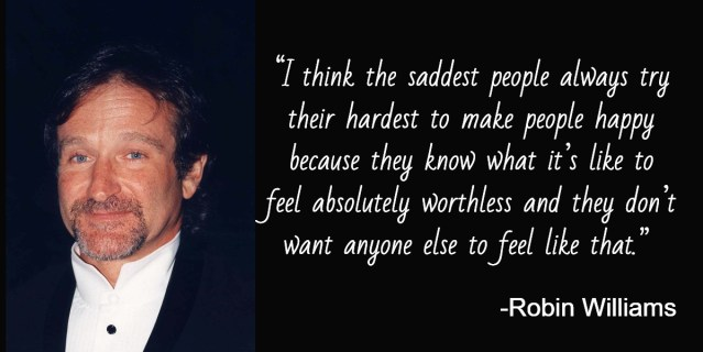 Mental Health Quote Robin Williams