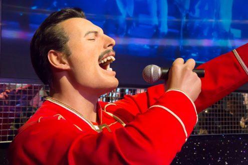 Freddie Mercury, LGBTQ Singer